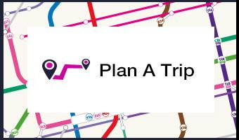 เส้นทางท่องเที่ยวสำหรับตัวคุณที่ออกแบบจากแผนที่เส้นทางรถไฟ